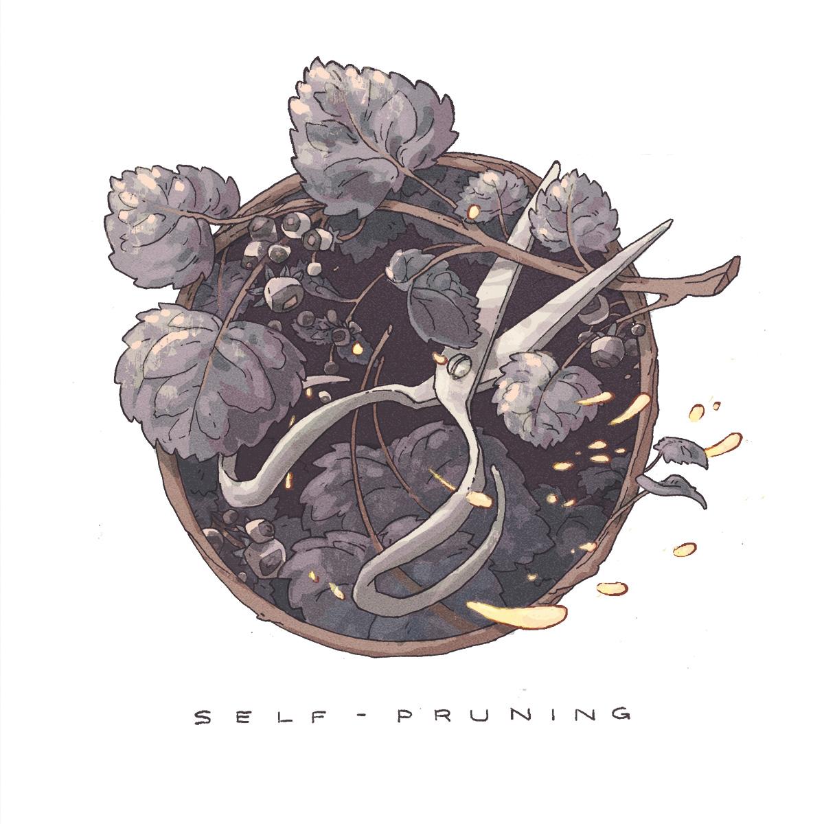 Self-Pruning
